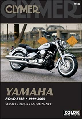 Picture of Clymer Manual - Yamaha Road Star, 1999-2005