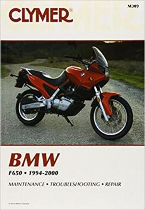 Picture of Clymer Manual - BMW F650, 1994-2000