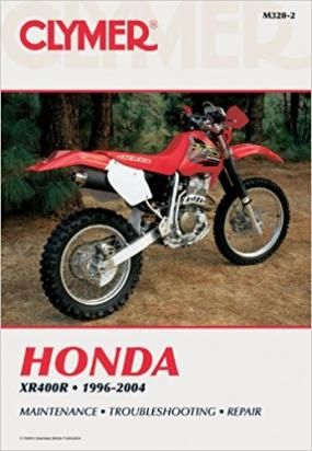 Picture of Clymer Manual - Honda XR400R, 1996-2004