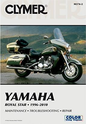 Picture of Clymer Manual - Yamaha Royal Star, 1996-2010