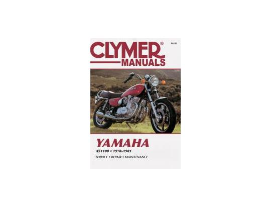 Picture of Clymer Manual - Yamaha XS1100, 1978-1981