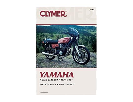 clymer manual yamaha xs750 xs850 1977 1981 parts at wemoto rh wemoto com yamaha xs 750 service manual pdf yamaha xs 750 service manual