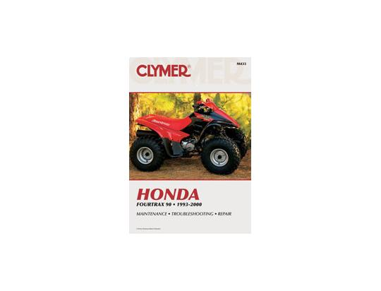 Picture of Clymer Manual - Honda Fourtrax 90, 1993-2000