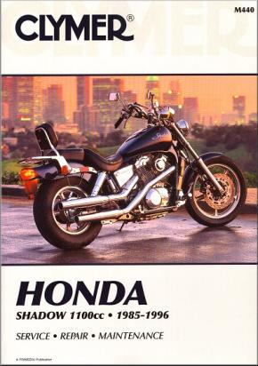 Picture of Clymer Manual - Honda Shadow 1100cc, 1985-1996