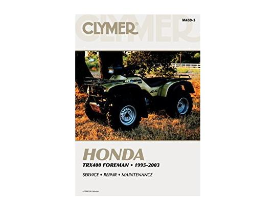 Picture of Clymer Manual - Honda TRX400 Foreman, 1995-2003