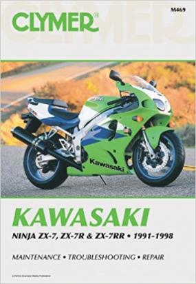 Kawasaki ZX7-R (ZX 750 P1/P2/P3) 96-98 Parts at Wemoto - The