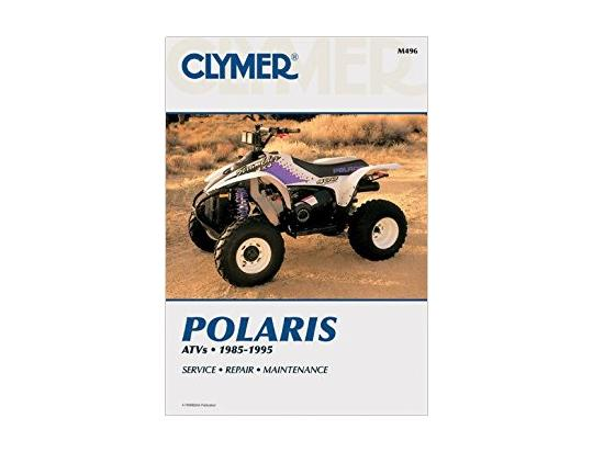 Picture of Clymer Manual - Polaris ATV Shop Manual, 1985-1995