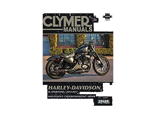 Picture of Clymer Manual - Harley Davidson XL Sportster 2014-2017