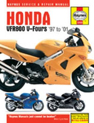 Picture of Haynes Manual - Honda VFR800