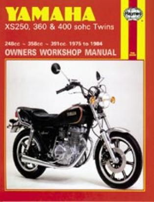 Picture of Haynes Manual - Yamaha XS250/400