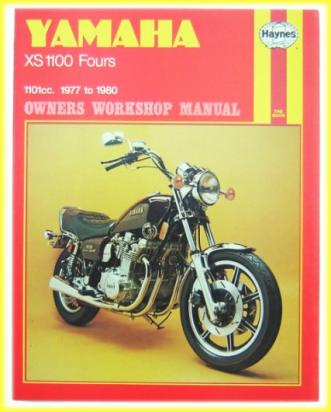 Picture of Haynes Manual - Yamaha XS1100 1978-1980 - Discontinued Limited Stock