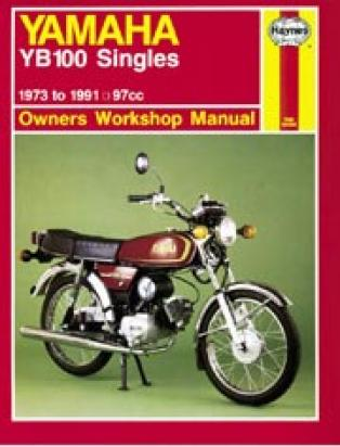 yamaha yb 100 e 82 87 manual haynes parts at wemoto the uk s no 1 rh wemoto com yamaha yb 100 repair manual yamaha yb100 haynes manual