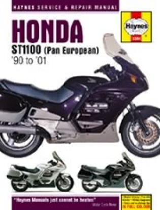 Picture of Haynes Manual - Honda ST1100