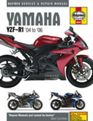 Yamaha YZF R1 (5VY) 04-05 Parts at Wemoto - The UK's No 1 On