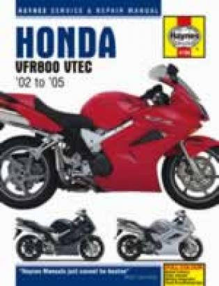 Picture of Haynes Manual - Honda VFR800 VTEC 02-09