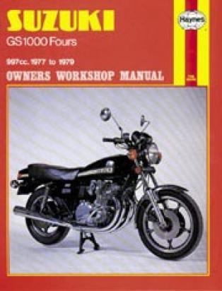 Picture of Haynes Manual - Suzuki GS1000