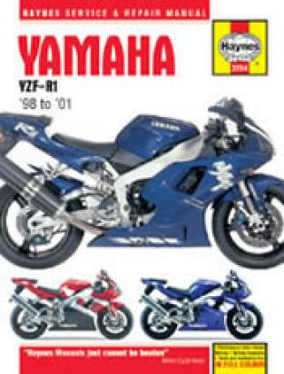 Picture of Haynes Manual - Yamaha YZF-R1