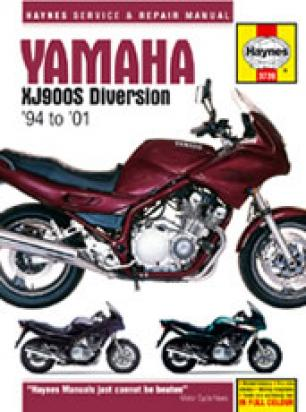 Picture of Haynes Manual - Yamaha XJ900S Diversion