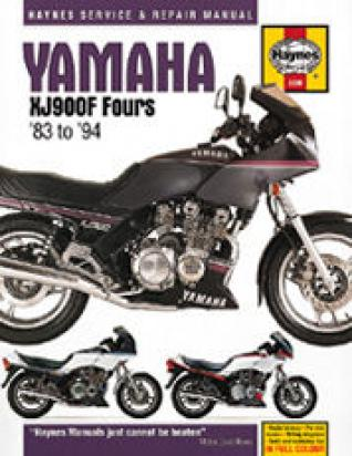 Picture of Haynes Manual - Yamaha XJ900F 83-94