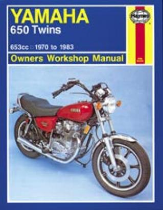 Picture of Haynes Manual - Yamaha XS650 1975-81
