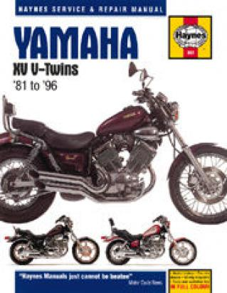 Picture of Haynes Manual - Yamaha XV535/750/1000/1100