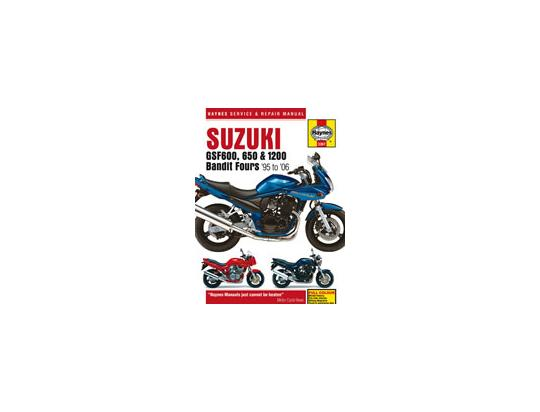 Picture of Haynes Manual - Suzuki Bandit