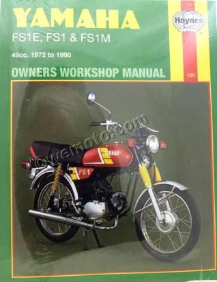 Picture of Haynes Manual - Yamaha FS1 FS1E FS1M