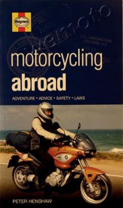 Picture of Haynes Manual - Motorcycling Abroad Guide