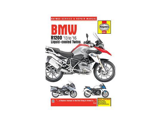 Picture of Haynes Manual - BMW R1200 DOHC Liquid 13-16