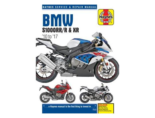 Picture of Haynes Manual - BMW S1000R/RR/XR