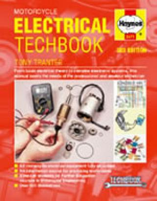 Picture of Haynes Manual - Motorcycle Electrical Manual