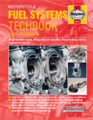 Haynes Manual - Motorcycle Fuel Systems Techbook