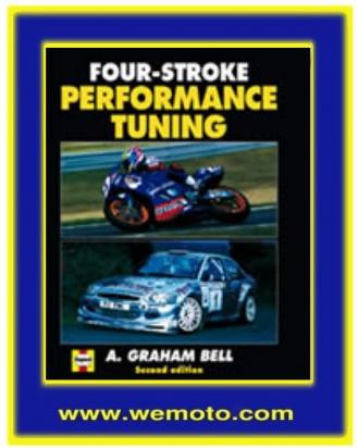 Picture of Haynes Manual - Four-Stroke Performance Tuning