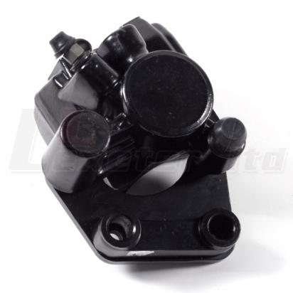 Brake Caliper (Front) Black - WK GP50 / Aragon 50