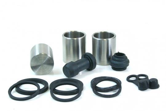 Picture of Right Side Brake Caliper  Rebuild Kit - Stainless Steel Pistons and Seals