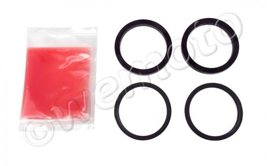 Picture of Brake Caliper Piston Seal kit - Yamaha - OEM Part As 3MA-25803-10