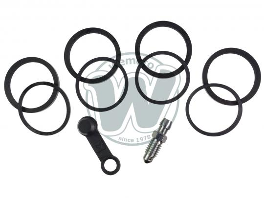 Picture of Brake Caliper Piston Seals Kit  KTM Duke 125 200 250 390 for  Bybre Radial Caliper Front