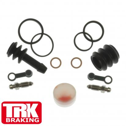 Picture of Brake Caliper Repair Kit TRK-BSK029 Kawasaki Front ER-5 96-00 KLE500 91-04 Rear ZZR600 90-03 GPX750 87-89