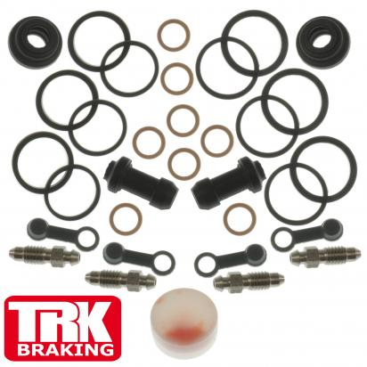 Picture of Brake Caliper Repair Kit TRK-BSK036 Honda Front VFR800 CBR1100XX