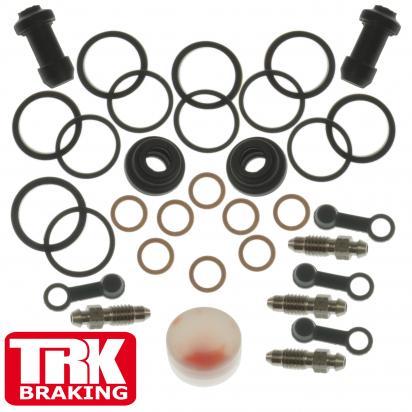 Picture of Brake Caliper Repair Kit TRK-BSK041 Honda Front VFR 800 02-13