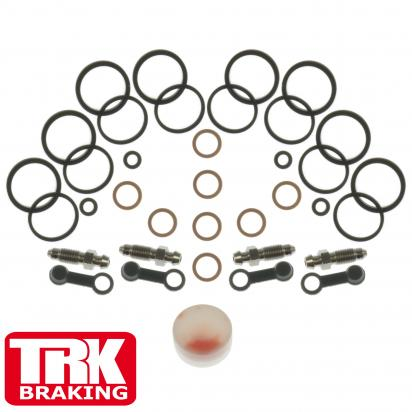 Picture of Brake Caliper Repair Kit TRK-BSK042 Suzuki Front GSX600  BCF-310