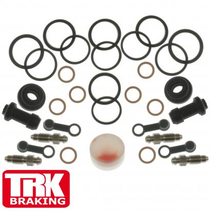 Picture of Rebuild Kit Seals Caliper - Front - Twin - TRK