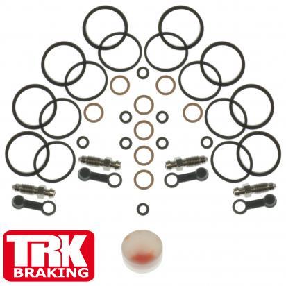 Picture of Brake Caliper Repair Kit TRK-BSK052 Suzuki Front GSXR750 85-88