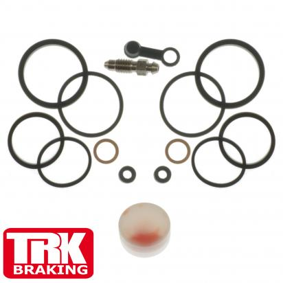 Brake Caliper Repair Kit TRK-BSK065 Honda Front NT400 NT650 (All Bros)