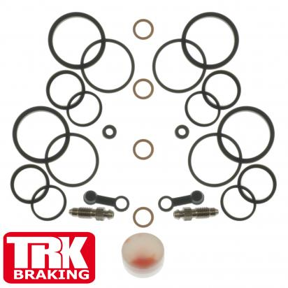 Picture of Brake Caliper Repair Kit TRK-BSK067 Honda Front CRF1000 Africa Twin 2016 -