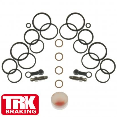 Picture of Brake Caliper Repair Kit TRK-BSK075 Suzuki Front GSXR1000 K4