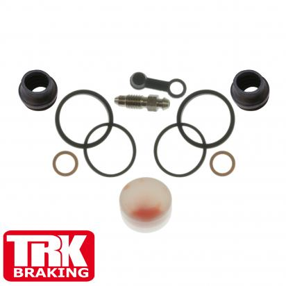 Picture of Brake Caliper Repair Kit TRK-BSK079 Honda Front VF400FD 1983-1985
