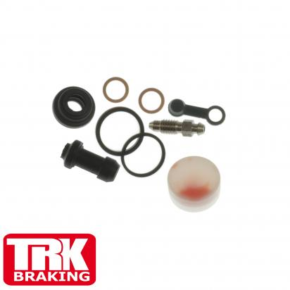 Picture of Honda Z 125 Monkey 19 Brake Caliper Repair Kit Rear - by TRK