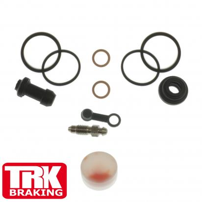 Brake Caliper Repair Kit Front - by TRK