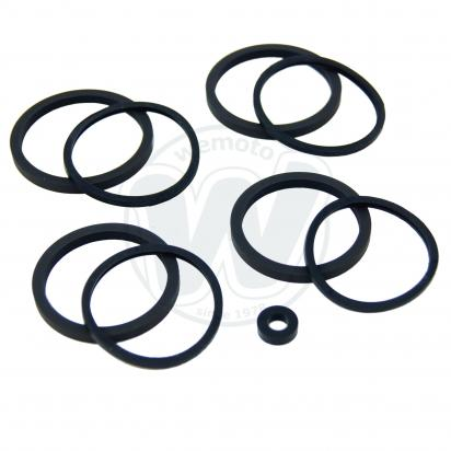 Picture of Caliper Seal set Suzuki 59100-23810  seals for one caliper